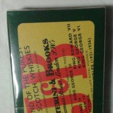 Barajas de cartas: BARAJA JB CON PRECINTO. Lote 110103268