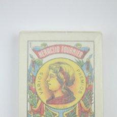 Barajas de cartas: BARAJA DE CARTAS ESPAÑOLA - GRANT'S SCOTH WHISKY / Nº1 - EDITOR, H. FOURNIER VITORIA. Lote 110341128