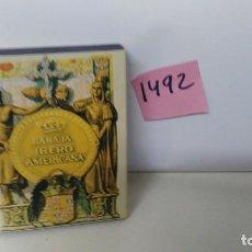 Barajas de cartas: BARAJA DE CARTAS FOURNIER BARAJA IBEROAMERICANA. Lote 110376259