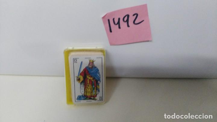 Barajas de cartas: BARAJA DE CARTAS FOURNIER BARAJA LILIPUT PEQUEÑA - Foto 4 - 110376447