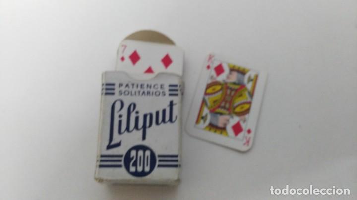 Barajas de cartas: BARAJA DE CARTAS BARAJA MINI DE LILIPUT - Foto 3 - 110377167