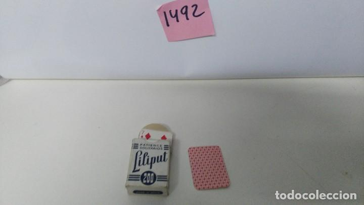 Barajas de cartas: BARAJA DE CARTAS BARAJA MINI DE LILIPUT - Foto 4 - 110377167