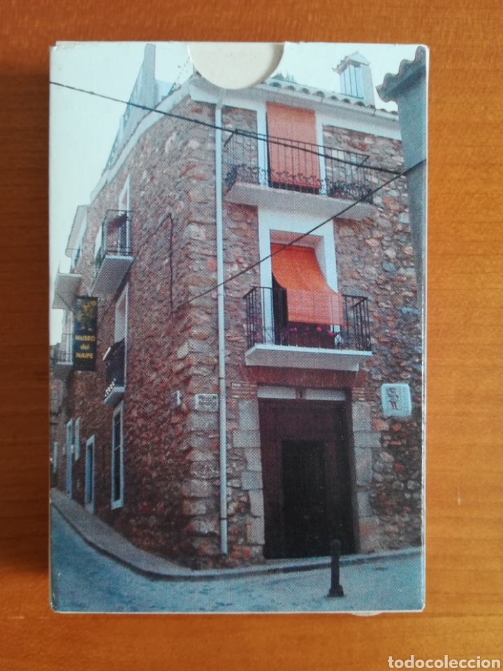 Barajas de cartas: Baraja española Fournier Museo del Naipe Oropesa del Mar Castellón - Edición limitada y numerada - Foto 6 - 110467328