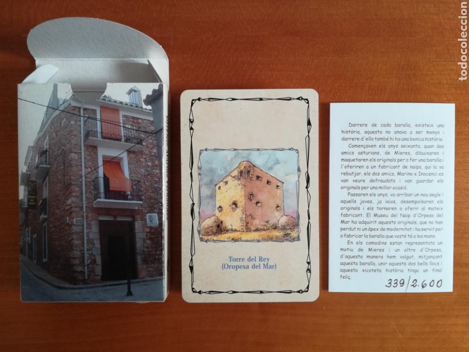 Barajas de cartas: Baraja española Fournier Museo del Naipe Oropesa del Mar Castellón - Edición limitada y numerada - Foto 7 - 110467328