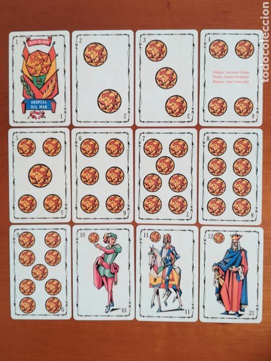 Barajas de cartas: Baraja española Fournier Museo del Naipe Oropesa del Mar Castellón - Edición limitada y numerada - Foto 11 - 110467328