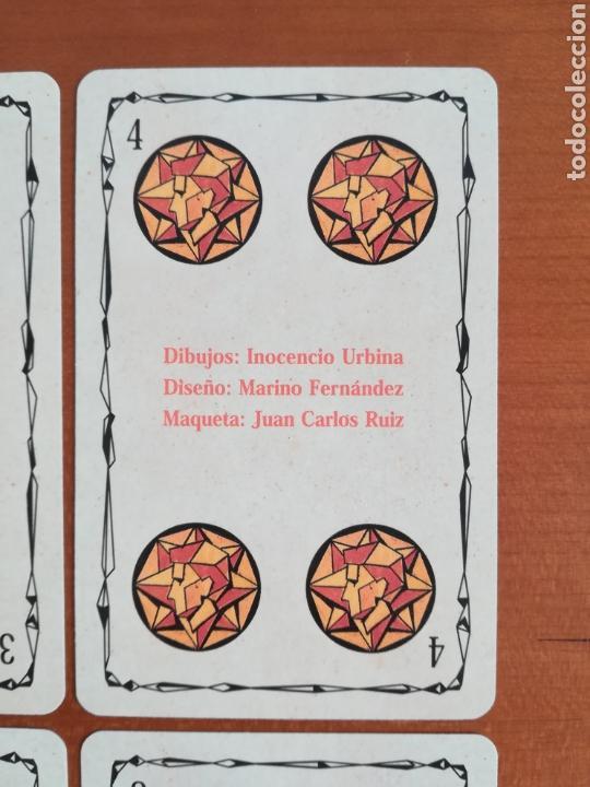 Barajas de cartas: Baraja española Fournier Museo del Naipe Oropesa del Mar Castellón - Edición limitada y numerada - Foto 12 - 110467328