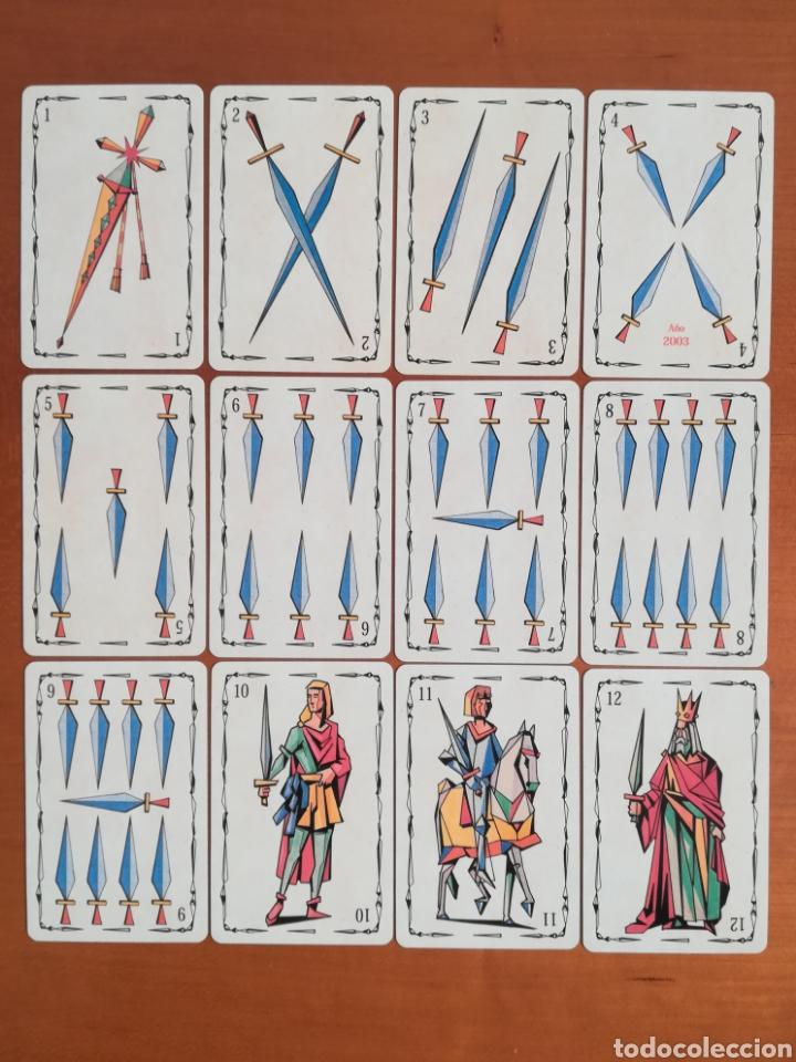 Barajas de cartas: Baraja española Fournier Museo del Naipe Oropesa del Mar Castellón - Edición limitada y numerada - Foto 15 - 110467328
