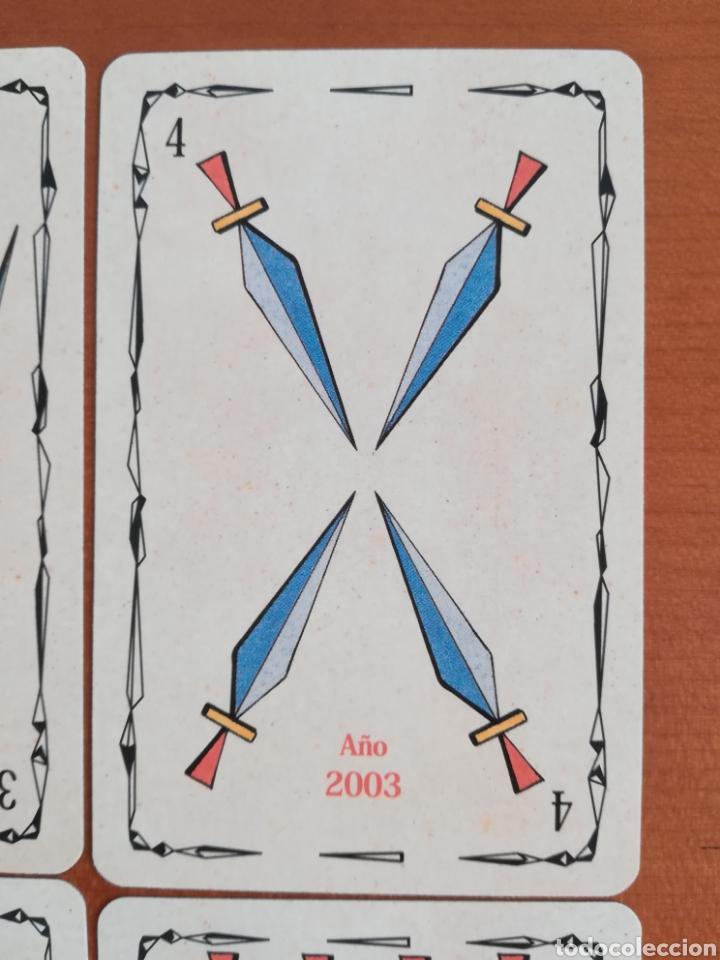 Barajas de cartas: Baraja española Fournier Museo del Naipe Oropesa del Mar Castellón - Edición limitada y numerada - Foto 17 - 110467328