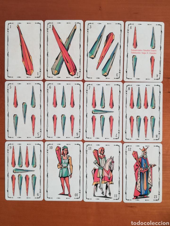 Barajas de cartas: Baraja española Fournier Museo del Naipe Oropesa del Mar Castellón - Edición limitada y numerada - Foto 18 - 110467328
