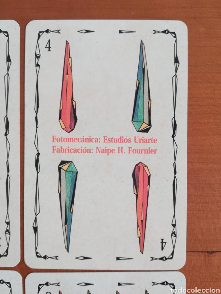 Barajas de cartas: Baraja española Fournier Museo del Naipe Oropesa del Mar Castellón - Edición limitada y numerada - Foto 20 - 110467328
