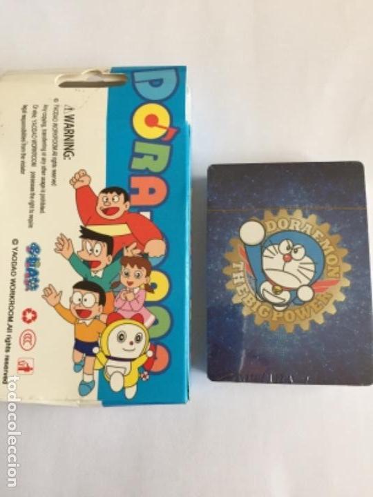 BARAJA DORAEMON NUEVA CADA UNA FOTO DIFERENTE NAIPES (Juguetes y Juegos - Cartas y Naipes - Barajas de Póker)