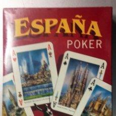 Barajas de cartas: BARAJAS POKER ESPAÑA -200 ANIVERSARIO 1797-1997-NAIPES COMAS-NEGSA. Lote 222341755