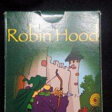 Baralhos de cartas: BARAJA ROBIN HOOD-NAIPES-VARITEMAS-A ESTRENAR SIN DESPRECINTAR. Lote 110675235
