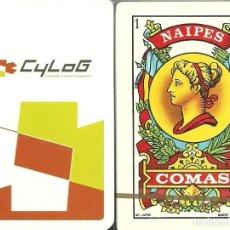 Barajas de cartas: CYLOG - BARAJA ESPAÑOLA 40 CARTAS. Lote 110908963