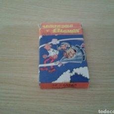 Barajas de cartas: BARAJA DE CARTAS MORTADELO Y FILEMÓN. Lote 111197594