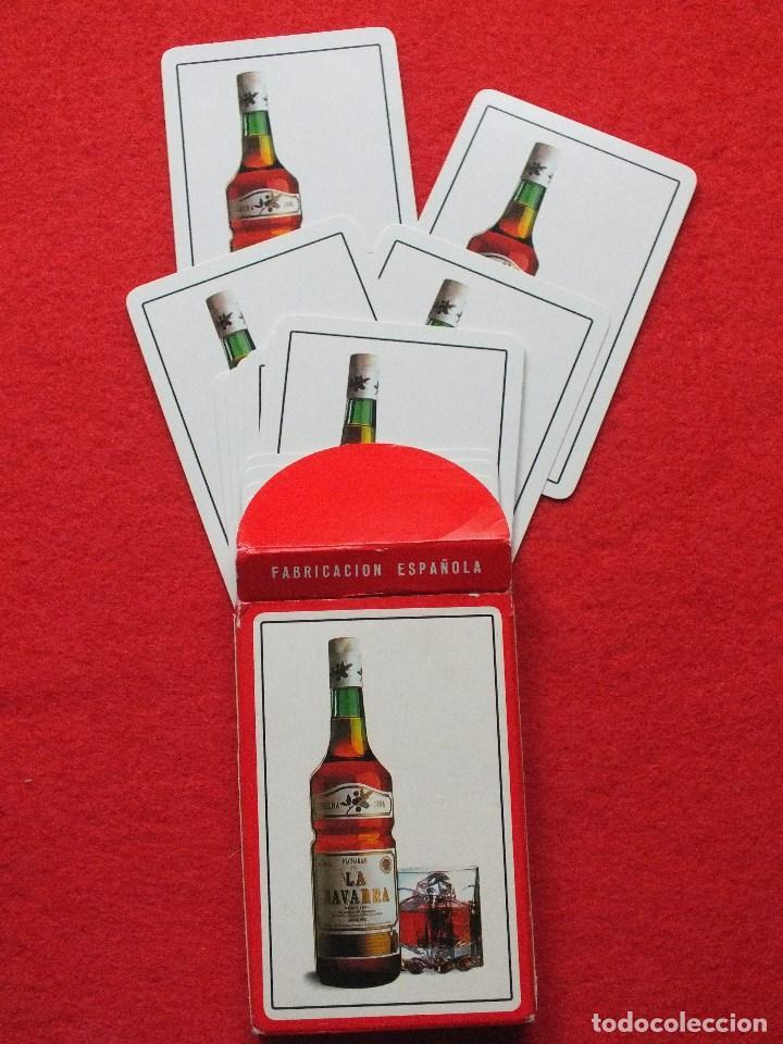 Barajas de cartas: BARAJA DE CARTAS ESPAÑOLA FOURNIER PACHARÁN LA NAVARRA ANTIGUA NAIPES SIN USO - Foto 2 - 111371831