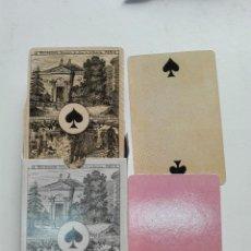 Barajas de cartas: BARAJA IMPERIAL FRANCIA SIGLO 19 1860. Lote 111570671