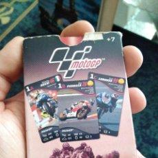 Barajas de cartas: BARAJA DE CARTAS MOTO GP . Lote 111637451