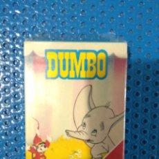 Barajas de cartas: BARAJA DE CARTAS INFANTIL DE DUMBO, DISNEY, A ESTRENAR. Lote 147435801