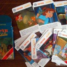 Barajas de cartas: OLIVER Y SU PANDILLA BARAJA INFANTIL FOURNIER JUEGO CARTAS NAIPES PRECINTADA. Lote 111961799