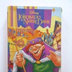 Jeux de cartes: EL JOROBADO DE NOTREDAME, JUEGO DE NAIPES FOURNIER, NUEVAS, VER FOTOS ADICIONALES. Lote 112107747