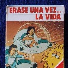Barajas de cartas: ERASE UNA VEZ LA VIDA. BARAJA DE CARTAS INFANTILES DE FOURNIER VICTORIA AÑO 1985. Lote 112166731