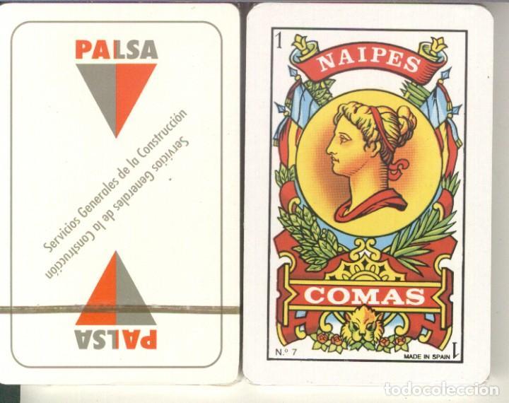 PALSA BARAJA ESPAÑOLA 40 CARTAS (Juguetes y Juegos - Cartas y Naipes - Baraja Española)