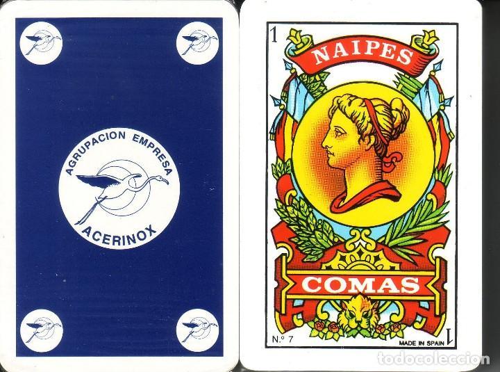 ACERINOX BARAJA ESPAÑOLA 40 CARTAS (Juguetes y Juegos - Cartas y Naipes - Baraja Española)