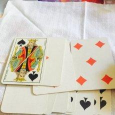 Barajas de cartas: ANTIGUA BARAJA DE PÓKER. Lote 112313578