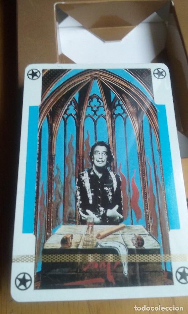 Barajas de cartas: baraja poker tarot exclusiva de Dali Gala blistada - Foto 2 - 112313719