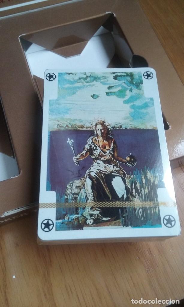 Barajas de cartas: baraja poker tarot exclusiva de Dali Gala blistada - Foto 4 - 112313719