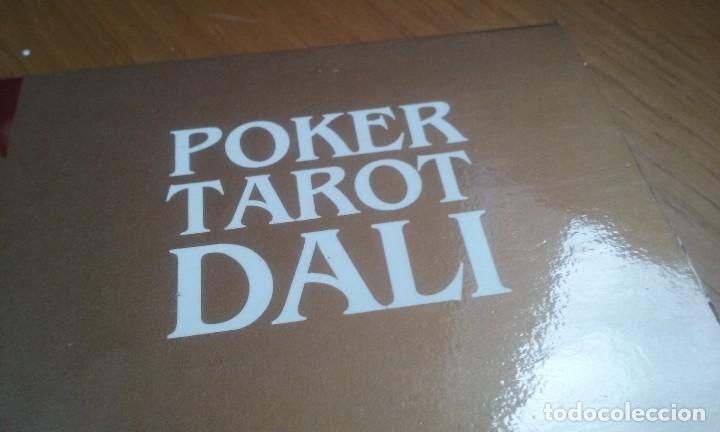 Barajas de cartas: baraja poker tarot exclusiva de Dali Gala blistada - Foto 6 - 112313719
