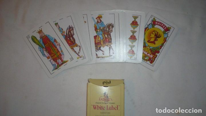 BARAJA ESPAÑOLA WHITE LABEL (Juguetes y Juegos - Cartas y Naipes - Baraja Española)