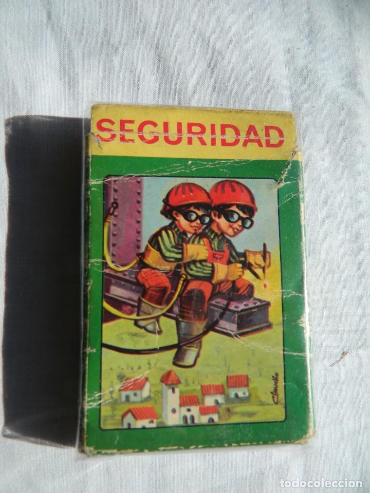 BARAJA CARTAS SEGURIDAD (Juguetes y Juegos - Cartas y Naipes - Barajas Infantiles)