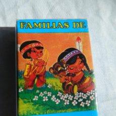 Barajas de cartas: BARAJA CARTAS FAMILIA DE 7 PAISES. Lote 112526159