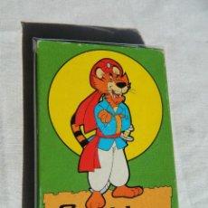 Barajas de cartas: BARAJA CARTAS SANDOKAN. Lote 112526483