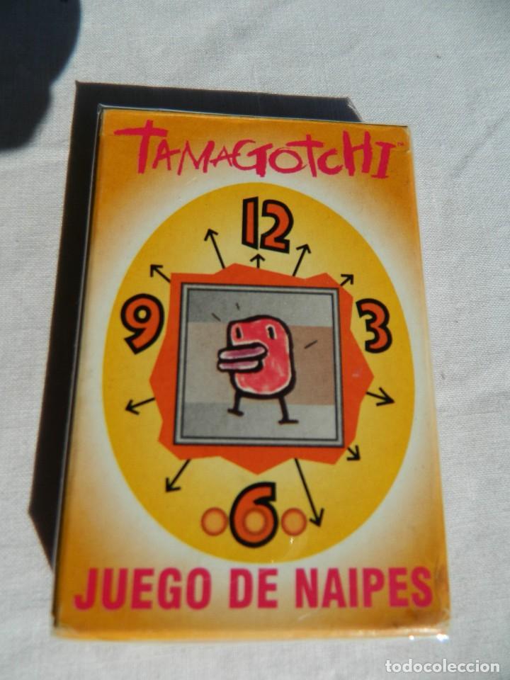 BARAJA CARTAS TAMAGOTCHI (Juguetes y Juegos - Cartas y Naipes - Barajas Infantiles)