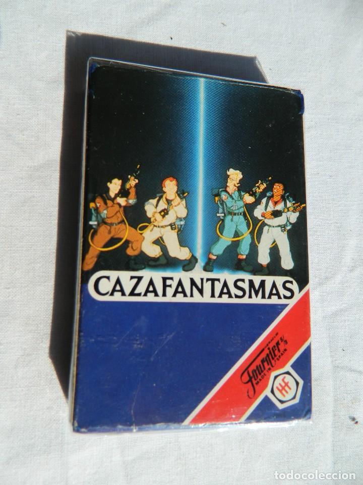 BARAJA CARTAS CAZAFANTASMAS (Juguetes y Juegos - Cartas y Naipes - Barajas Infantiles)