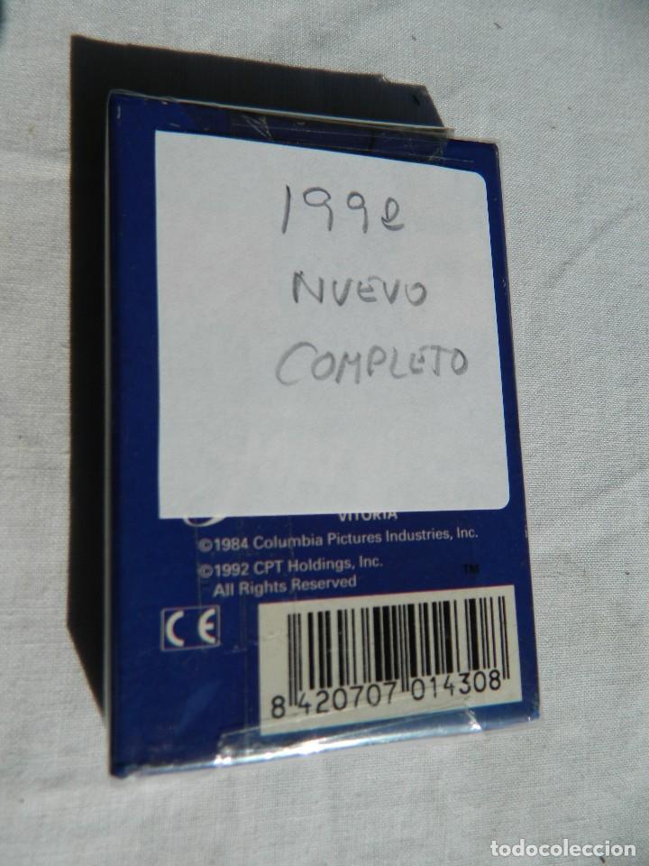 Barajas de cartas: BARAJA CARTAS CAZAFANTASMAS - Foto 2 - 112527603