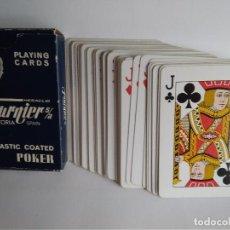 Barajas de cartas: BARAJA POKER FOURNIER PUBLICIDAD GRUPO AZUR. Lote 112791727