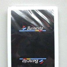 Barajas de cartas: NAIPE ESPAÑOL. HERACLIO FOURNIER. VITORIA. PUBLICIDAD BANESTO. PRECINTADA. Lote 112820499