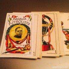 Barajas de cartas: ANTIGUA BARAJA FUTBOLÍSTICA. Lote 112959815