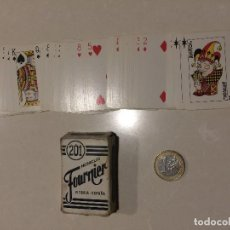 Barajas de cartas: BARAJA DE CARTAS HERACLIO FOURNIER AVION 201. Lote 113440395
