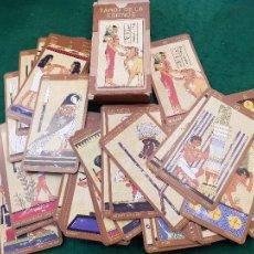 Barajas de cartas: BARAJA TAROT DE LA ESFINGE. Lote 113465183