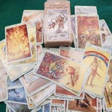 Barajas de cartas: BARAJA TAROT DE LOS NATIVOS AMERICANOS. Lote 113468123