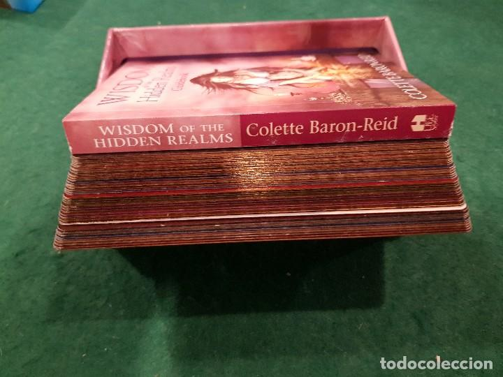 Barajas de cartas: BARAJA TAROT WISDOM OF THE HIDDEN REALMS - Foto 2 - 113516211