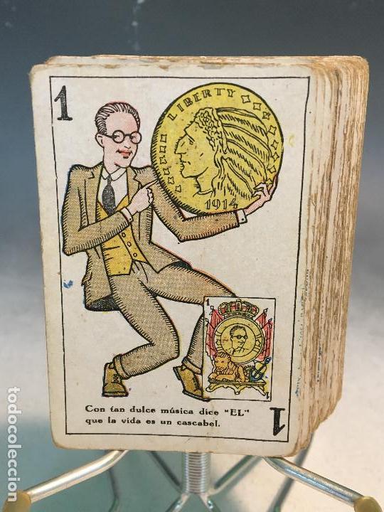 Barajas de cartas: ANTIGUA BARAJA DE CARTAS CHOCOLATES GUILLEN COMPLETA CON CHARLES CHAPLIN, HAROLD... - Foto 2 - 113630647
