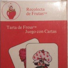 Mazzi di carte: BARAJA DE CARTAS. RECOLECTA DE FRUTAS. BORRAS. NUEVA. Lote 184113087