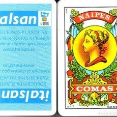Barajas de cartas: ITALSAN - BARAJA ESPAÑOLA 40 CARTAS. Lote 114331259