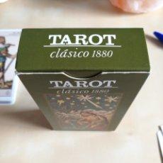 Barajas de cartas: TAROT CLÁSICO 1880 (LO SCARABEO 2001). Lote 114518963